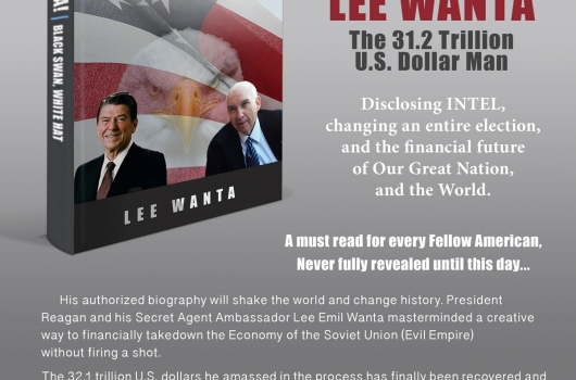 Ambassador Lee E. Wanta Releases his Biography